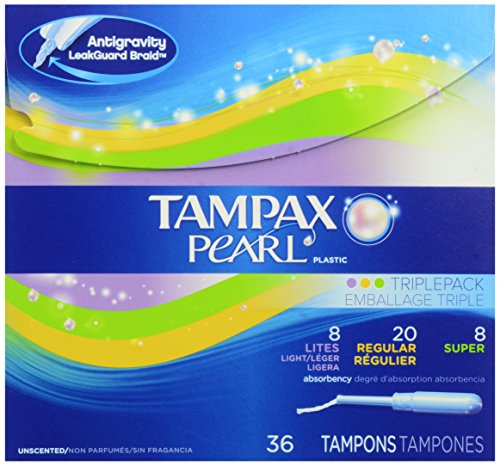 tampax-pearl-plastic-triple-pack-light-regular-super-absorbency-unscented-tampons-36-count