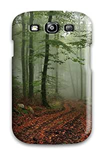 Durable Protector Case Cover With Forest Hot Design For Galaxy S3 by icecream design