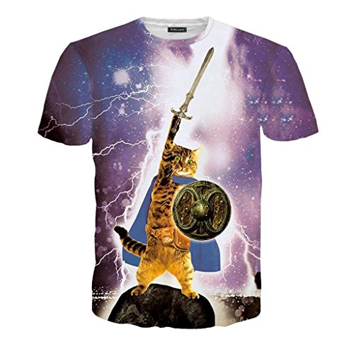 ee24d53b2 Rxbc2011 Clothing Printed Warrior Shirt product image
