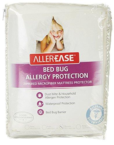 Aller-Ease Bed Bug, Waterproof & Allergy Microfiber Mattr...