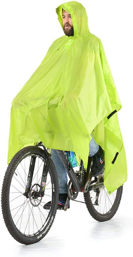 Naturehike Regenponcho Regenjacke Regencape Fahrrad Poncho Outdoor Camping Wandern Wasserdicht PU3000MM Wassers/äule