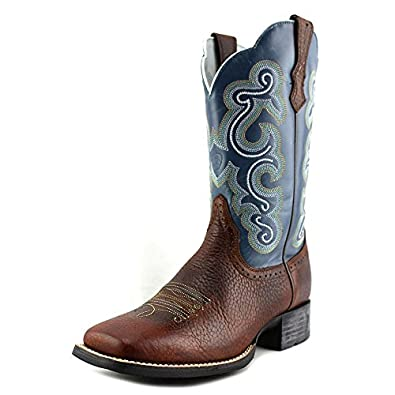 Amazon.com | Ariat Women's Quickdraw Women Western Boot | Mid-Calf