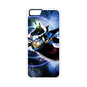 iPhone 6 Plus 5.5 Inch Cell Phone Case White Doctor Strange V8386776