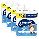 Charmin Ultra Soft Double Roll Toilet Paper, 48 Count