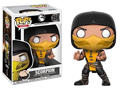 Funko-Pop-Games-Mortal-Kombat-Scorpion-Collectible-Vinyl-Figure