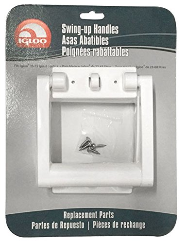 Igloo 21023 25-72-Quart Cooler Handles, White