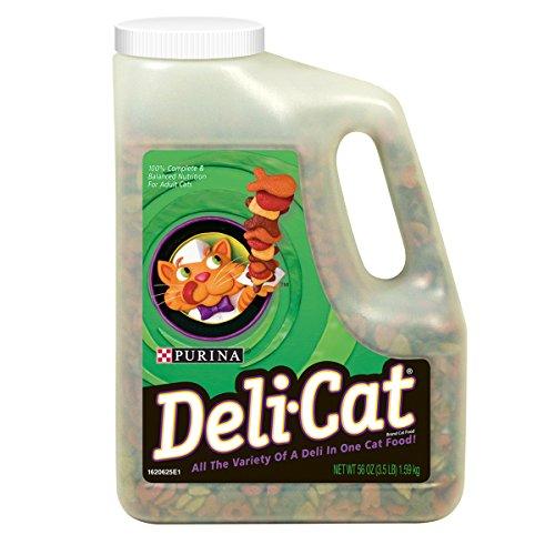 Purina Deli-Cat Cat Food - 3.5 lb Jug