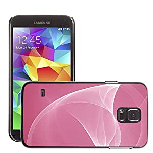 Hot Style Cell Phone PC Hard Case Cover // M00044736 waves abstract artistic // Samsung Galaxy S5 i9600