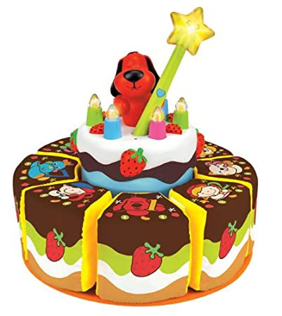 Image Unavailable Not Available For Color Ks Kids My Singing Birthday Cake Toy