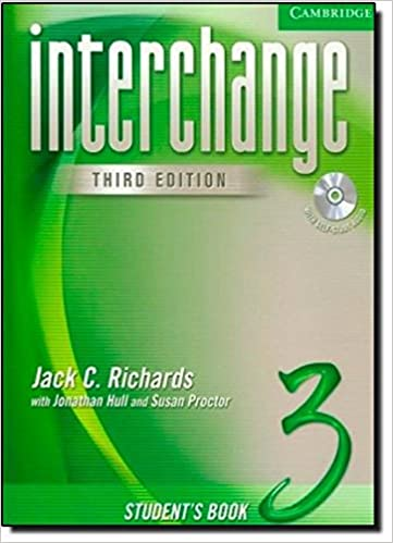 Interchange Student's Book 3 with Audio CD (Interchange Third Edition)