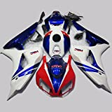 ABS Injection Molding - HRC Racing Motorcycle Fairing Kit for Honda CBR 1000 RR 2006 2007