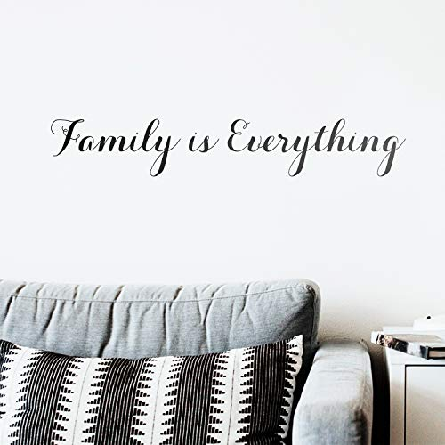 Vinyl Wall Art Decal Everything
