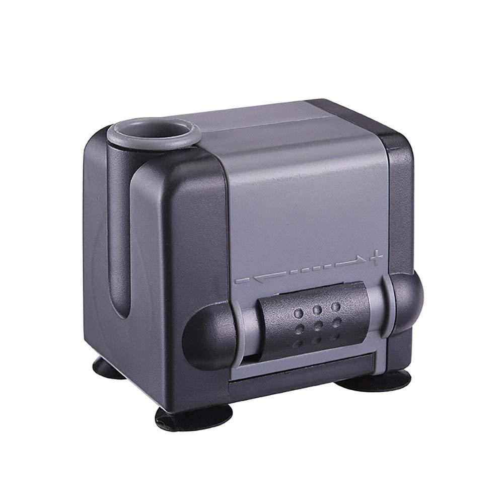 303s ZDYLM-Y Submersible Water Pump Aquarium Small Ultra-quiet Pumping Circulating Pump, Flow Adjustable