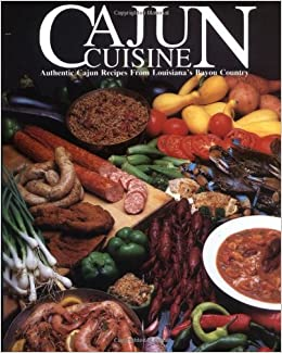 "cajun cuisine Cajun cooking comes from the native french-speaking acadian decendents inhabiting louisiana and parts of other southern states the ""holy trinity"" of bell peppers."