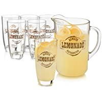 Libbey 7-pc. Country Fair Lemonade Server Set