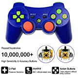 PS3 Controller XFUNY 2 Pack Wireless Bluetooth