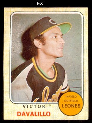 1974 Made in Venezuela Stickers (Baseball) Card# 157 victor ...