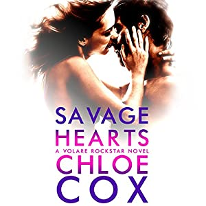 Savage Hearts Audiobook