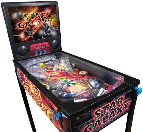 Mightymast Pinball - Juego de Mesa (Spinning), Color Negro: Amazon ...
