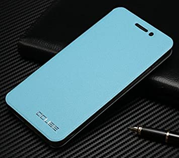 PREVOA ® 丨Flip PU Funda Cover Case < caso duro adentro ...