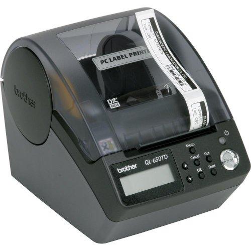 Brother QL 650TD Label Printer Stamp