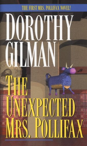 The Unexpected Mrs. Pollifax (Mrs. Pollifax Series Book 1) cover