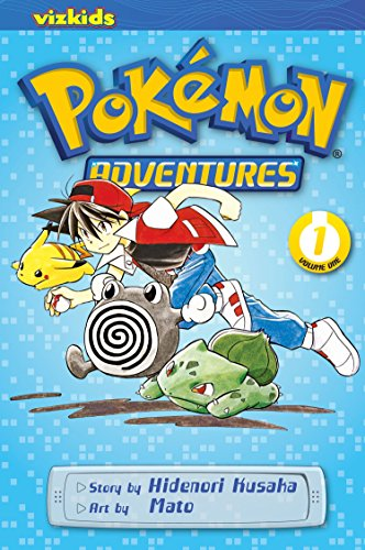Pokémon Adventures, Vol. 1 (2nd Edition) (Pokemon) Photo