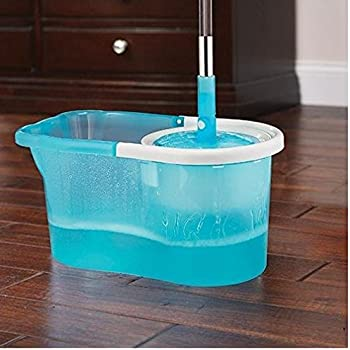 Amazon Com Spark Innovators 8892 4 Twin Spin Mop Home