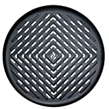 x large fry pan - Air Fryer Non-Stick Grill Pan Accessory XL Compatible with Power AirFryer 3.4QT, GoWise 3.7QT 10.5QT, Cozyna 3.7QT, Farberware 3.2QT, Emerald 3.2QT +More Deep Fryers by Infraovens   Large to X-Large