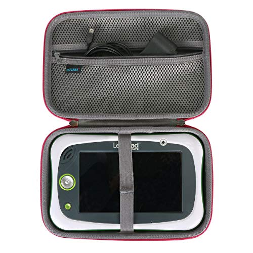 (Co2Crea Hard Travel Case for Leapfrog LeapPad Ultimate (Pink) )