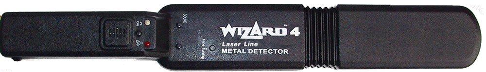 Lumber Wizard 4 Laser Line Metal Detector Wand