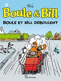 Boule & Bill, tome 2 : Boule et Bill déboulent par Roba