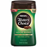 Nescafe Taster's Choice Regular Instant Decaf, 10 oz. (pack of 6)