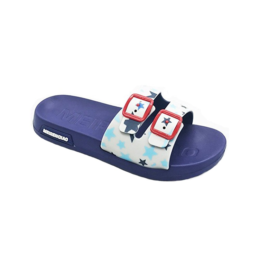 Cuby Kids' Shock Proof Slippers Non-Slip Sandals Beach Flip-Flops