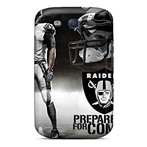 S3 Scratch-proof Protection Case Cover For Galaxy/ Hot Oakland Raiders Phone Case