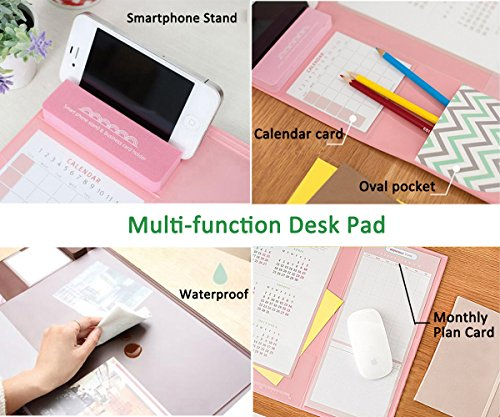 Large Size Mouse Pad Anti Slip Desk Mouse Mat Waterproof