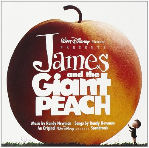 Original album cover of James & The Giant Peach by Various Artists (2004-03-30) by Original Motion Picture Soundtrack