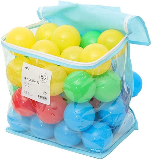 SUPERLOVE Ocean Ball Multicolor Wave Ball Playground para Niños Bola De Juguete Interior Bolsa De Malla Al por Mayor Color Ocean PE Ball