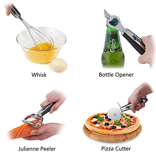 Dragonn Premium  Piece Kitchen Tools And Gadgets Set