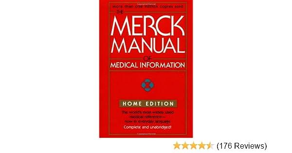 The merck manual of medical information merck manual home health the merck manual of medical information merck manual home health handbook quality robert berkow 9780671027261 amazon books fandeluxe Image collections