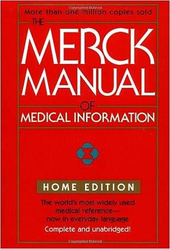 The merck manual of medical information merck manual home health the merck manual of medical information merck manual home health handbook quality robert berkow 9780671027261 amazon books fandeluxe Images