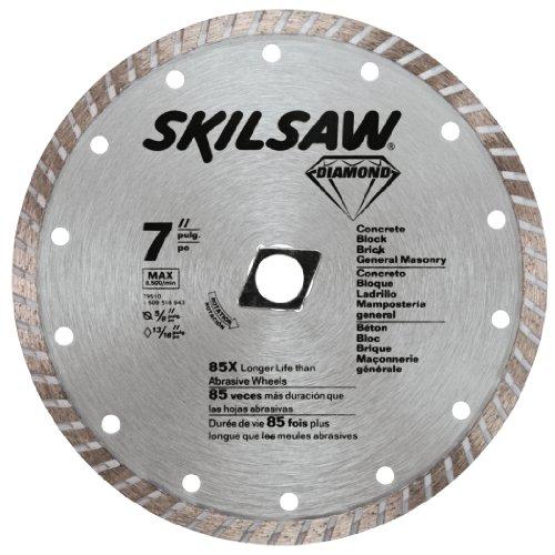 7 inch diamond tile saw blade - 9