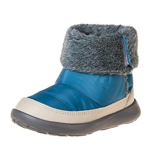 Little Blue Lamb Originals Stiefel Boots Nylon & Nubuk blau