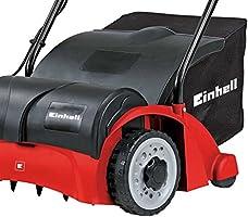 Einhell GC-SA 1231/1 - Escarificadora eléctrica (1200 W, 230V, 3 ...