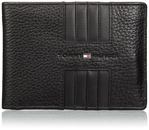 Tommy Hilfiger Heritage Extra Cc And Coin, Portefeuilles homme, (Tommy Navy), 1x13.5x9.5 cm (B x H T)