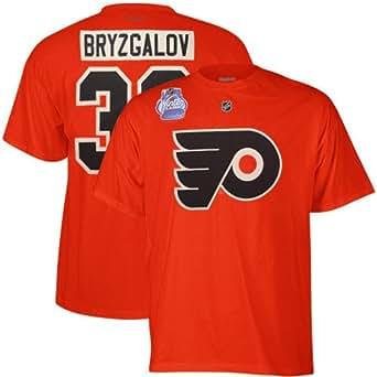 Reebok Philadelphia Flyers Ilya Bryzgalov Winter Classic T