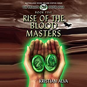 Rise of the Blood Masters Audiobook