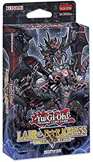 Amazon yu gi oh tcg wave of light structure deck toys games yugioh 2018 structure deck lair of darkness 43 cards mozeypictures Images