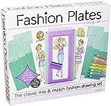 Kahootz Fashion Plates - Fashion Drawing Set
