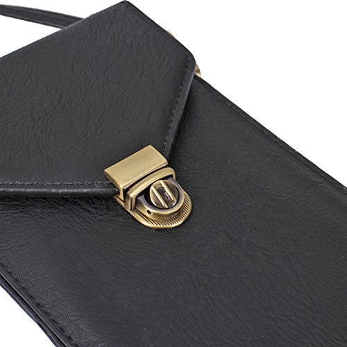 Handbag Travel Black Pack Waist Cross Rosa Ladies less Pouch Work And Leather Practical Men For Messenger Purse Holster Schleife Bag School Pockets Bag Bags Pocket Belt Body Shoulder Rqx6pgO